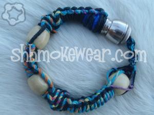 Shhmokewear Stealth Wrist Hookah Tobacco Smoking Bracelet Pipe 300x225