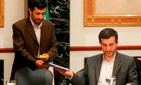 Irans president Mahmoud A 009