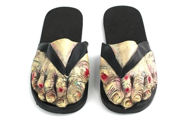 Zombie Feet Sandals 12784 l