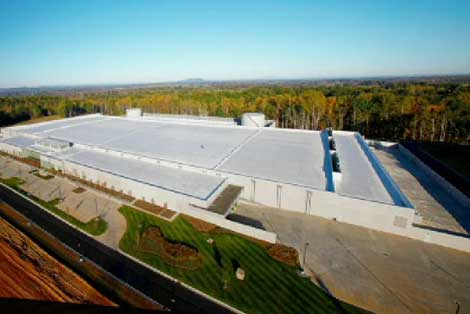 Apple maiden roof